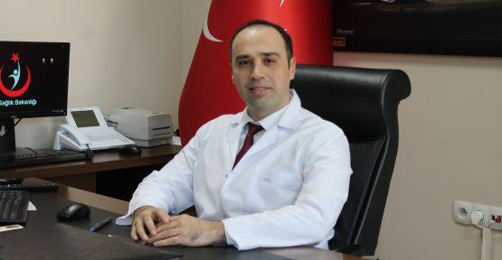 """BAŞHEKİM SEZİKLİ UYARDI  """"BAĞIŞIKLIK SİSTEMİNİZİ ÖNEMSEYİN"""""""