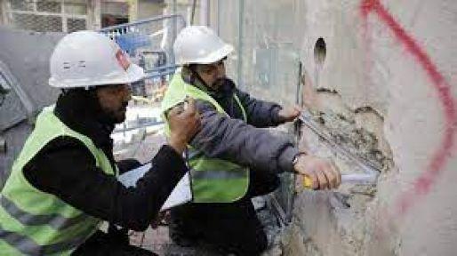 Bina onarım işi yaptırılacak