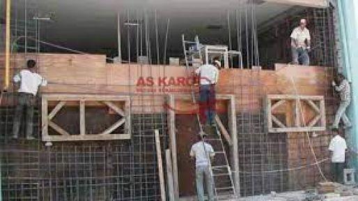 Bina tadilat ve onarım işleri yaptırılacak