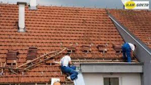 Çatı onarım işi yaptırılacak