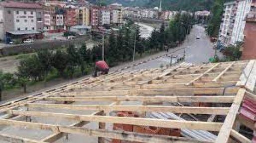 Çatı ve bahçe bakım onarımı yaptırılacak