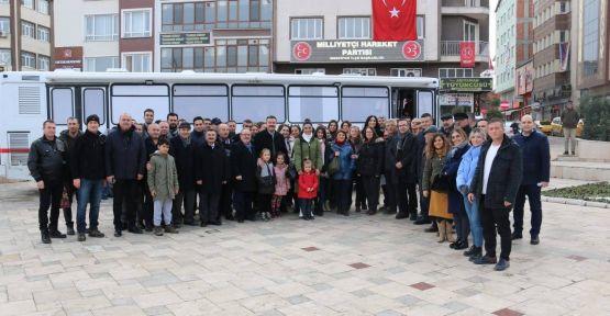 CHP'LİLER KAN VERDİ