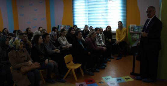 'GELECEĞİN YILDIZLARI' PROJESİ ÖĞRETMENLERE TANITILDI