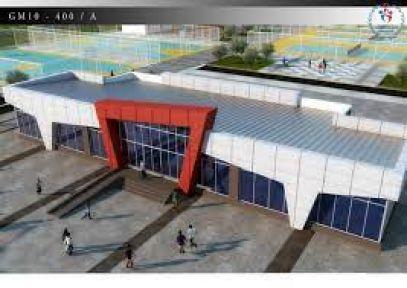 Gençlik merkezi binası yaptırılacak