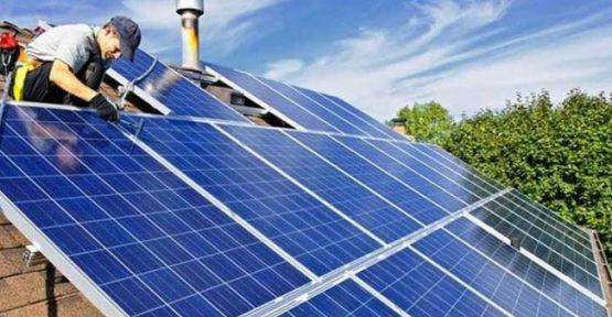 Güneş enerjisi sistemi kurulum işi yaptırılacak