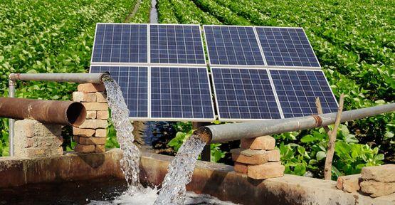 Güneş enerjisi sistemi yaptırılacak
