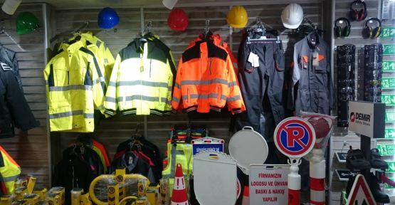 İş sağlığı ve güvenliği malzemeleri satın alınacak