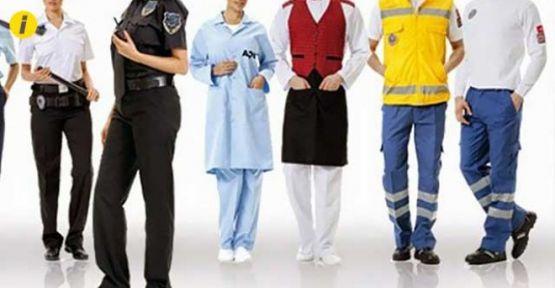İşçi kıyafeti satın alınacak