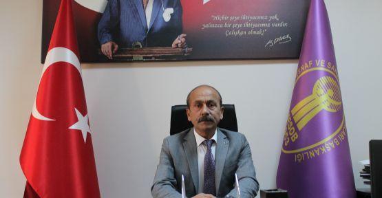 """""""KADEMELİ NORMALLEŞMEDE ESNAFA KREDİ ŞART"""""""