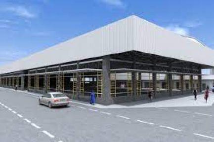 Kapalı pazar yeri inşaatı yaptırılacak