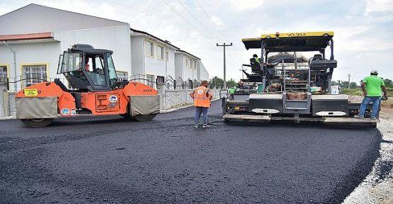 Karasu Belediyesi asfalt alacak