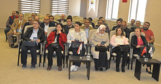 KOBİ-GEL projesiTSO üyelerine tanıtıldı