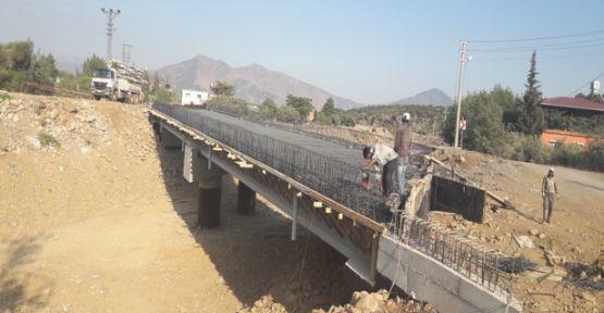 Köprü işleri yaptırılacak