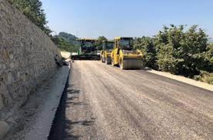 Köy yolu yapılacak