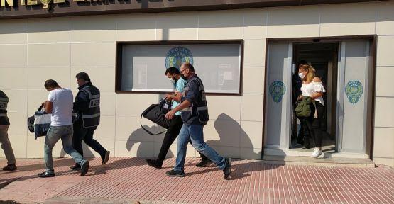 MERZİFON POLİSİNDEN  KAÇAMADILAR