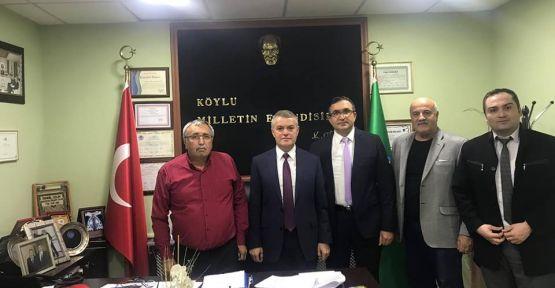 MERZİFON ŞEKERBANK'TAN ÜRETİCİLERE FİNANSMAN DESTEĞİ DEVAM EDİYOR