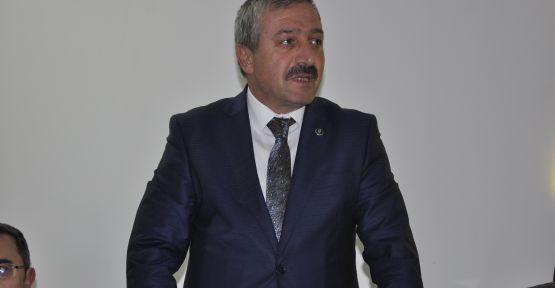 MERZİFON'UN BEKA SORUNU İLYAS SALMAN GÖSTERİLDİ
