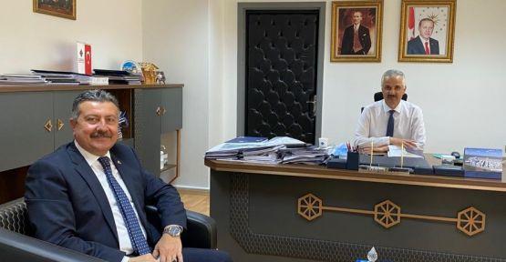 MERZİFON'UN SU ŞEBEKESİ  İSTİŞARE EDİLDİ
