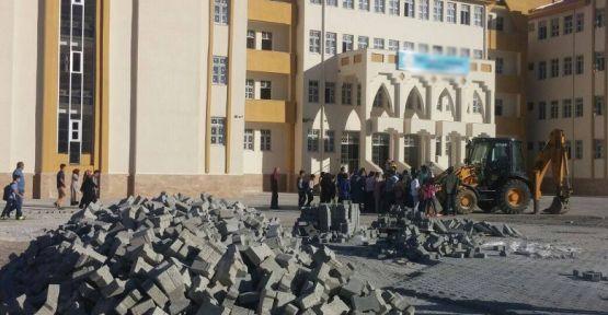 Okul binası genel onarım yaptırılacak