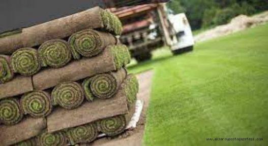 Rulo çim satın alınacak
