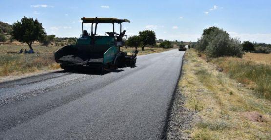 Sıcak asfalt yaptırılacak