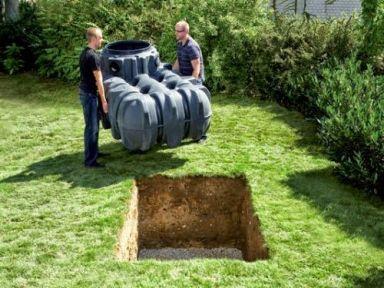 Su deposu ve çevre düzenleme inşaatı yaptırılacak