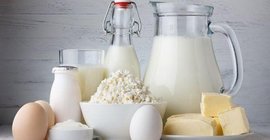 Süt ürünleri alınacak