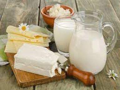 Süt ve ürünleri alınacak