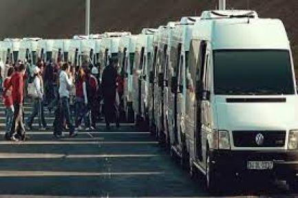 Taşıma hizmeti alınacak