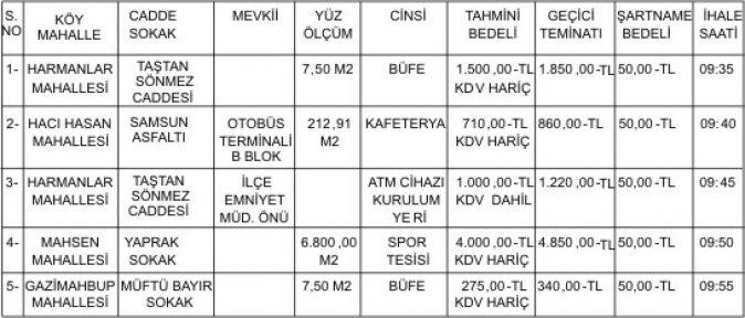T.C. MERZİFON BELEDİYE BAŞKANLIĞI'NDAN