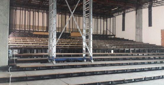 Toplantı salonu tadilat,bakım ve onarım yapılması işi