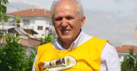 TÜRKİYE'NİN TARIM ALANLARI KARARIYOR