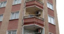 5'inci kattan atlayarak  intihar etti