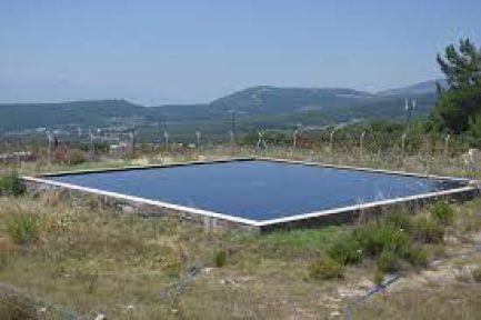 Yangın suyu havuzları rehabilitasyonu yaptırılacaktı