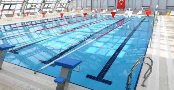 Yarı olimpik yüzme havuzu yaptırılacak