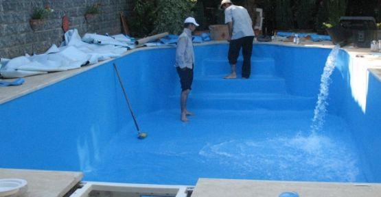 Yüzme havuzu bakım ve onarımı yaptırılacak