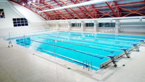 Yüzme havuzu inşaatı yaptırılacak