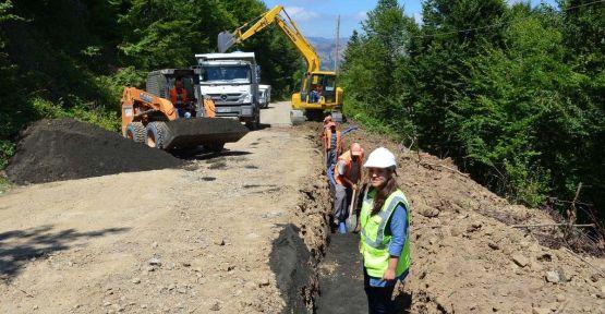 İçme suyu hattı inşaatı yaptırılacak