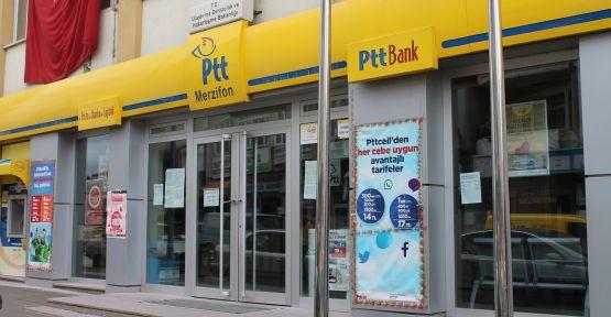 PTT, POMOSYONDA BENDE VARIM DEDİ